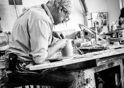 Wenlock Pottery – Web Design Project
